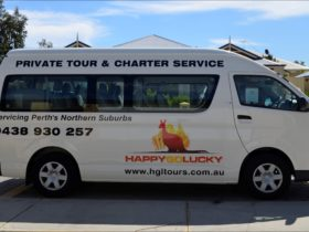 Happy Go Lucky Tour and Charters, Perth, Western Australia