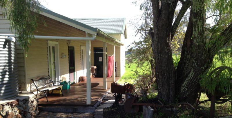 Happy Valley Homestead Farm Stay, Donnybrook, Western Australia