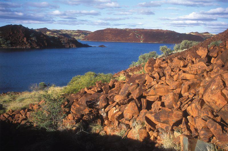 Harding River Dam, Roebourne, Western Australia