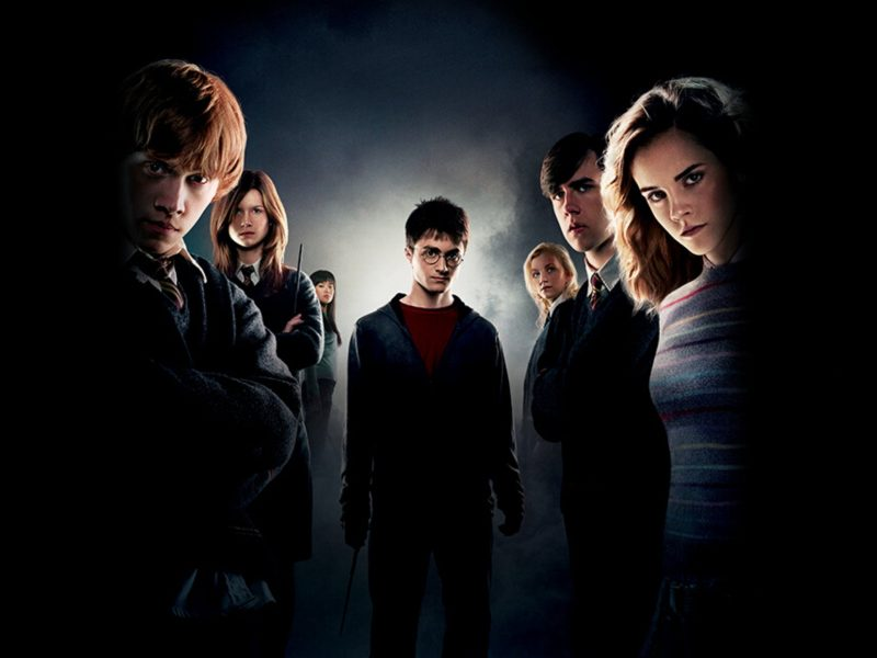Harry Potter and the Order of the Pheonix, Perth, Western Australia