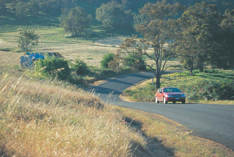 Harvest Highway, Western Australia