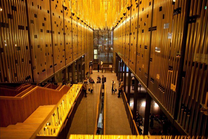 Heath Ledger Theatre, Perth, Western Australia