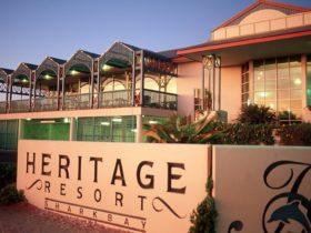 Heritage Resort Shark Bay, Denham, Western Australia