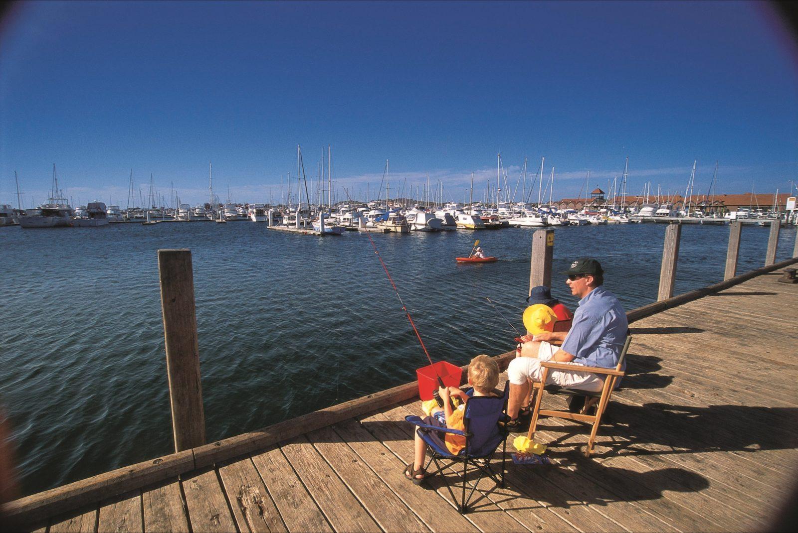 Hillarys Boat Harbour, Hillarys, Western Australia