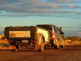 Hire A Camper Trailer, Wangara, Western Australia