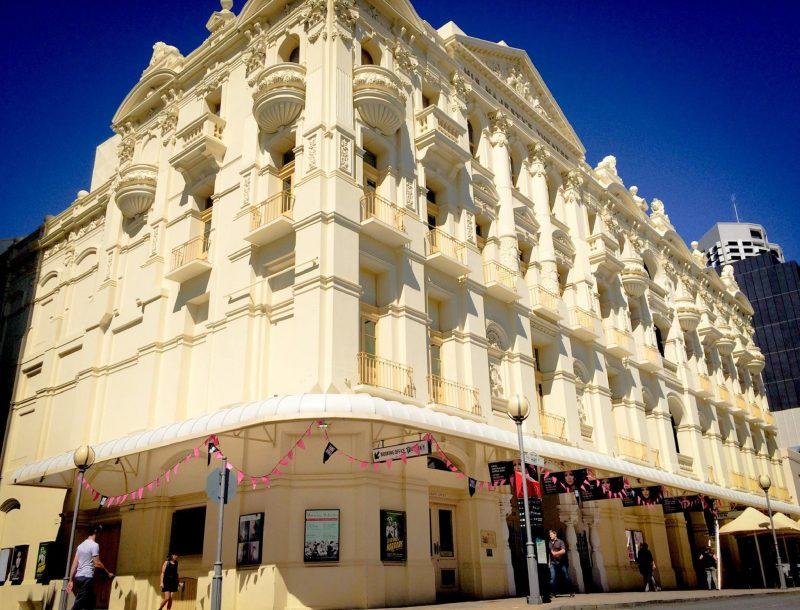 His Majesty's Theatre, Perth, Western Australia