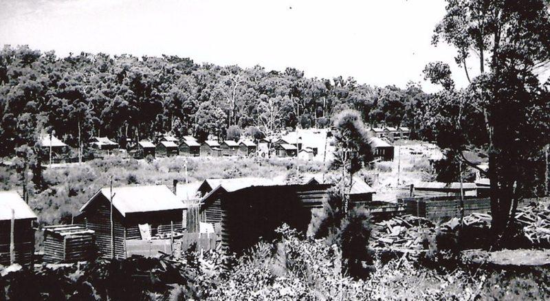 Hoffman's Mill, Hoffman, Western Australia