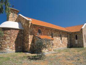 Holy Cross Church, Morawa, Western Australia