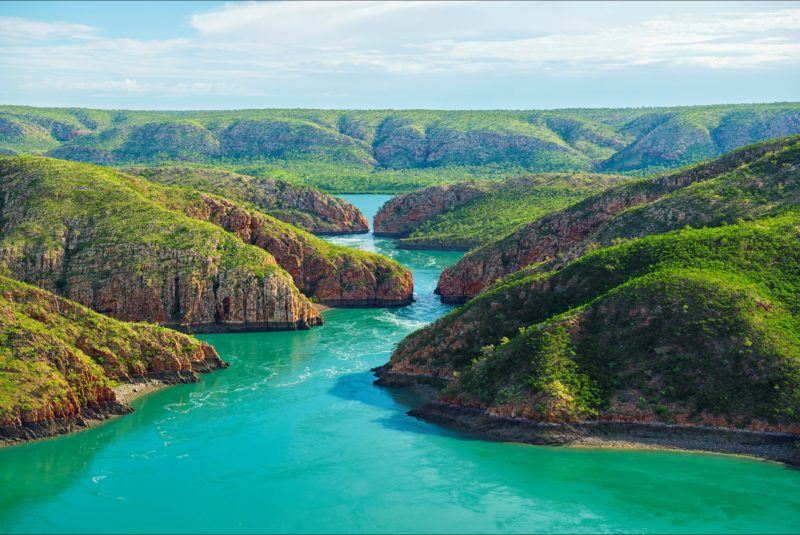Horizontal Waterfalls, Western Australia