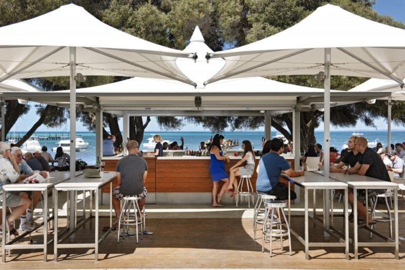 Hotel Rottnest Bar and Bistro, Rottnest, Western Australia