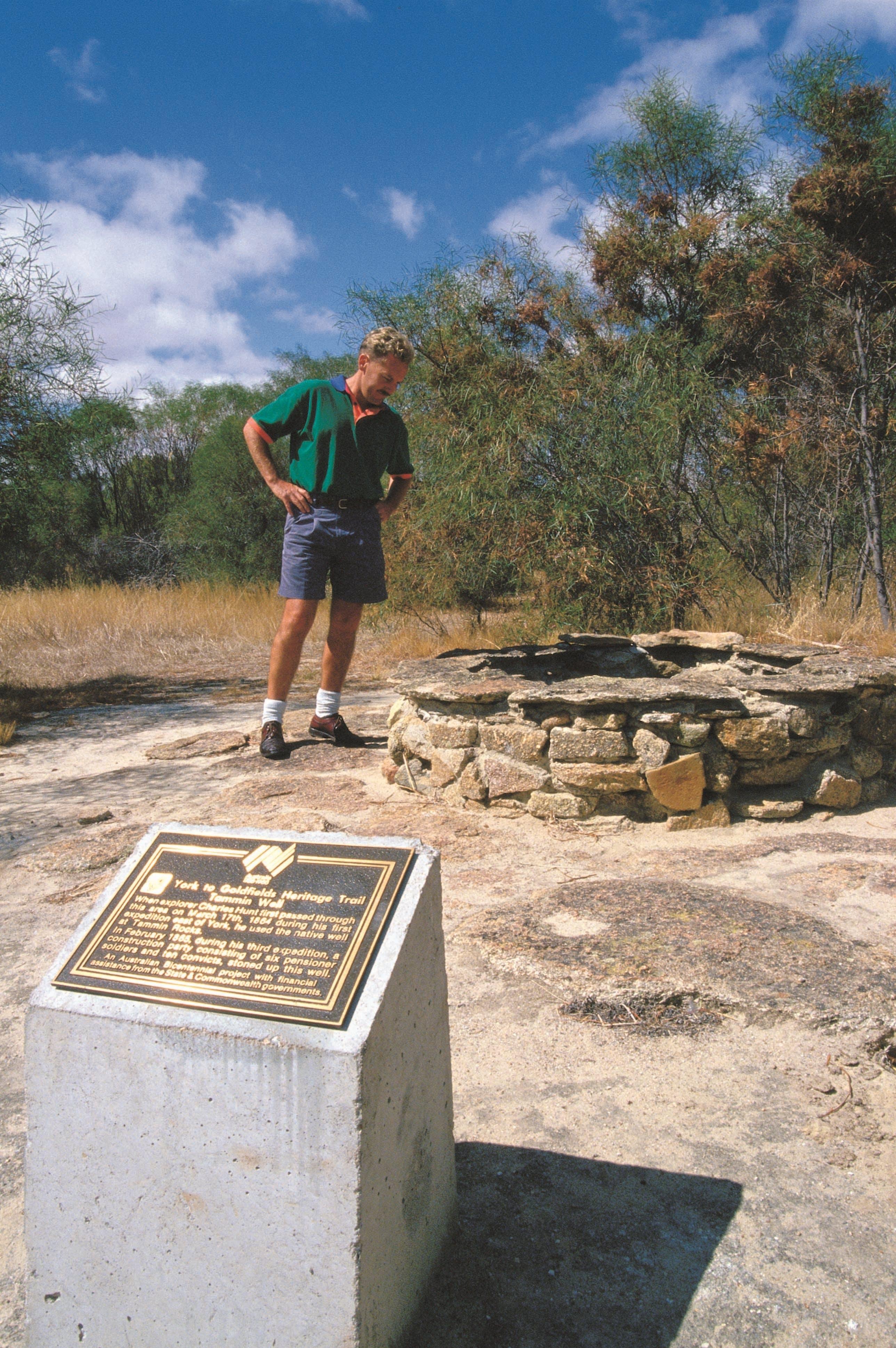 Hunts Well, Tammin, Western Australia
