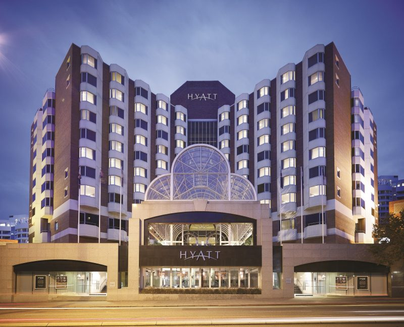 Hyatt Regency, Perth, Western Australia