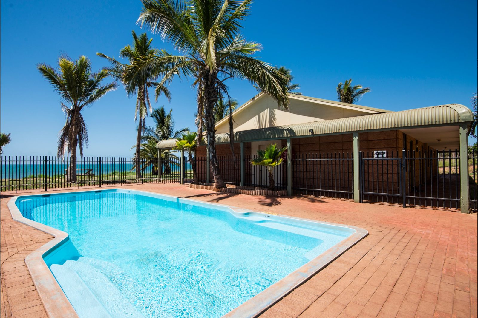 Outdoor Swimming Pool at ibis Styles Port Hedland