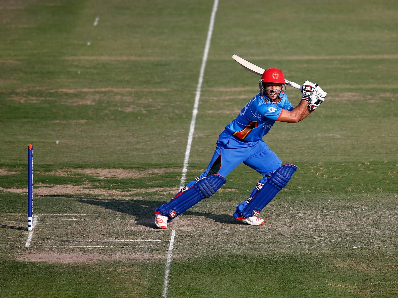 ICC Men's T20 World Cup - Afghanistan v Qualifier A2, Perth, Western Australia