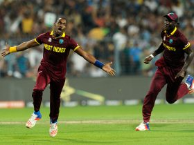 ICC Men's T20 World Cup - West Indies v Qualifier B2, Perth, Western Australia