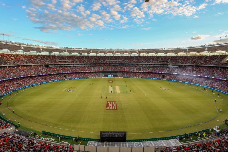 ICC T20 Mens World Cup, Burswood, Western Australia