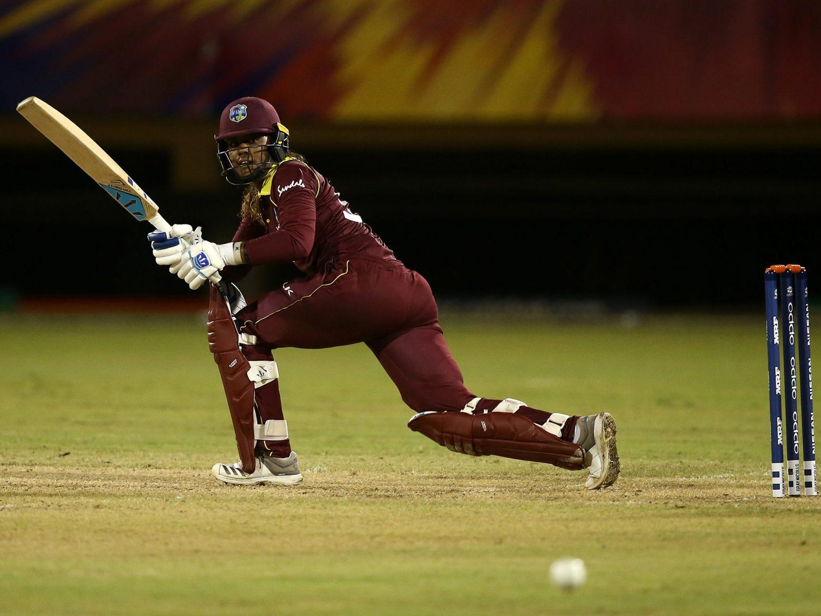 ICC Women's T20 World Cup - West Indies v Qualifier 2, Perth, Western Australia