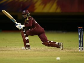 ICC Women's T20 World Cup - West Indies v Qualifier 2, Perth, Western Australia