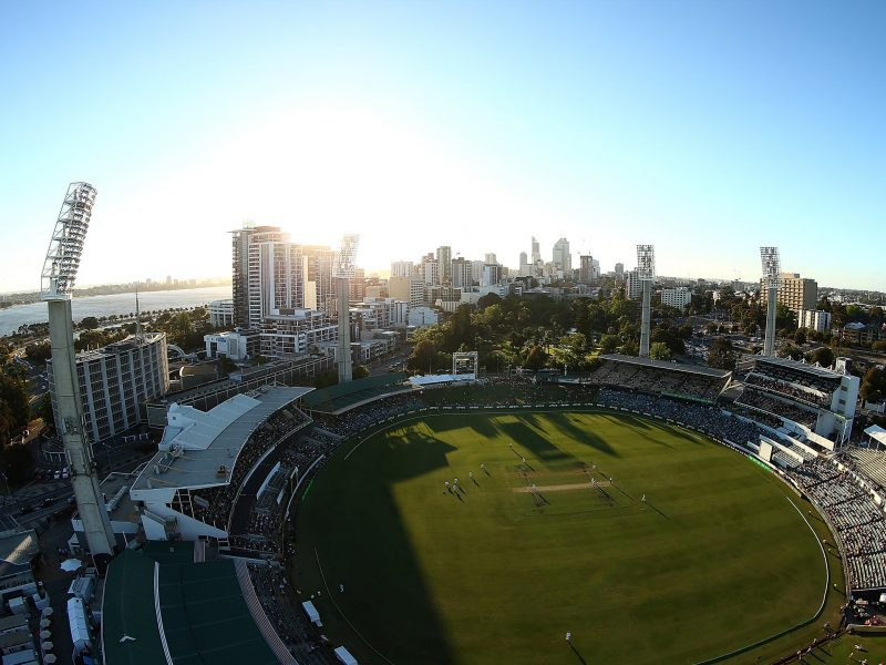 ICC Women's T20 World Cup - England v South Africa, Perth, Western Australia
