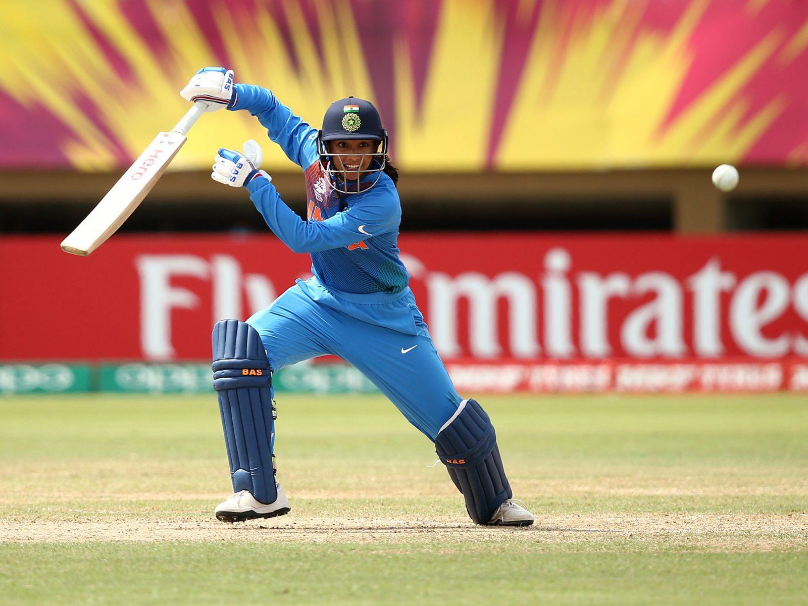 ICC Women's T20 World Cup - India v Qualifier 1, Perth, Western Australia