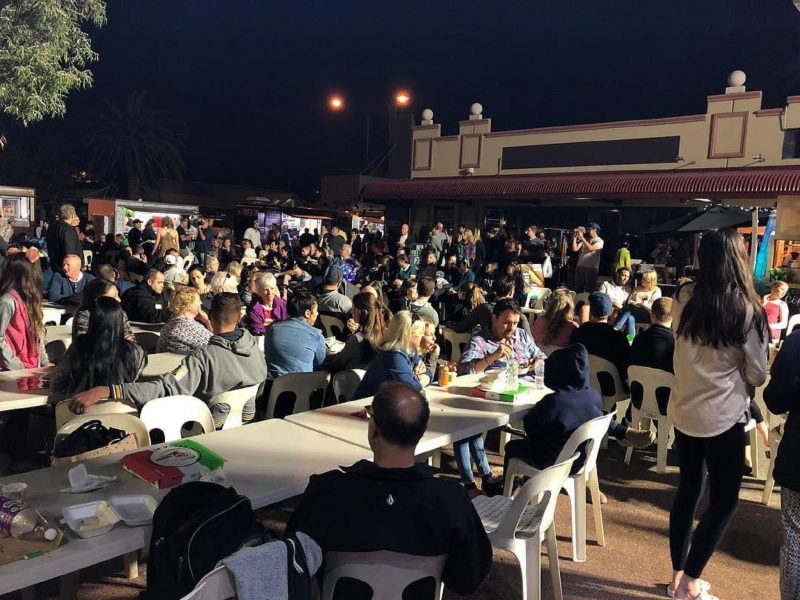 Inglewood Night Markets, Inglewood, Western Australia