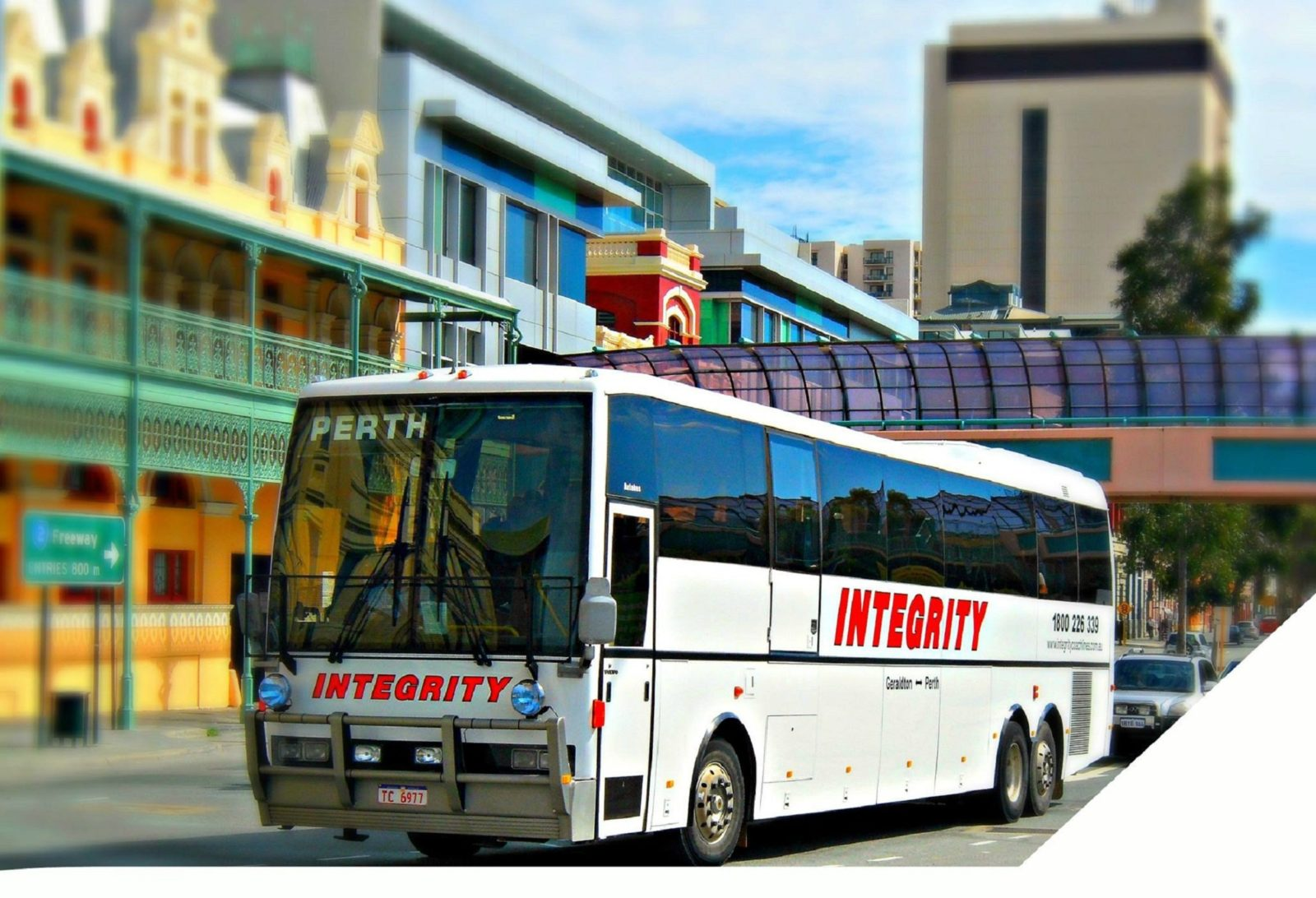 Integrity Coach Lines, Perth, Western Australia