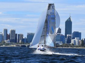 International 14 World Championship Perth 2020, Perth, Western Australia