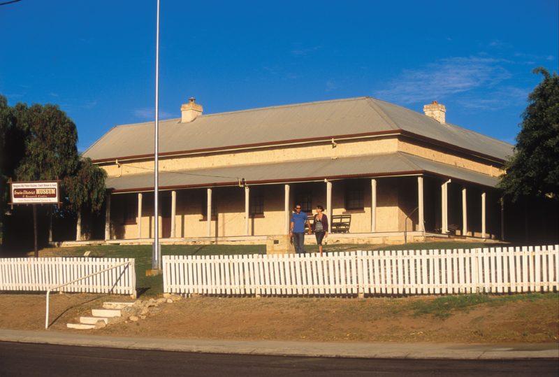 Irwin District Museum, Dongara, Western Australia