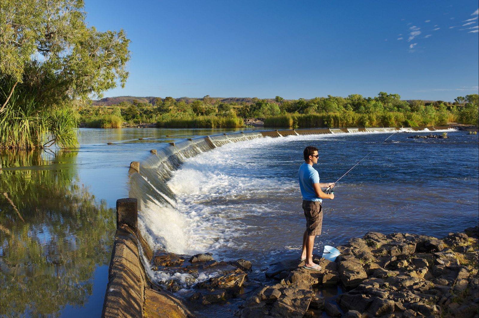 Ivanhoe Crossing, Kununurra, Western Australia