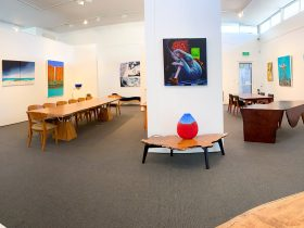JahRoc Galleries, Margaret River, Western Australia