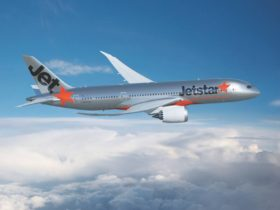 Jetstar Airways, Perth, Western Australia