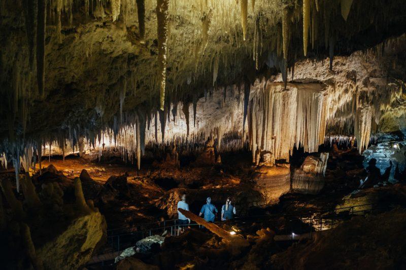 Jewel Cave, Augusta, Western Australia