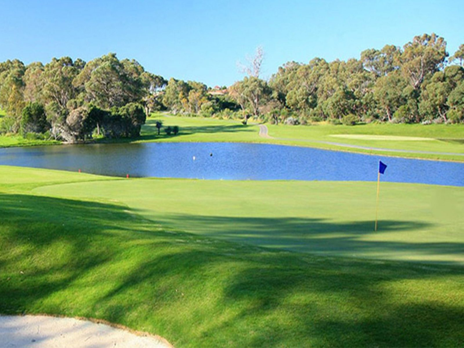Joondalup Resort and Country Club, Joondalup, Western Australia
