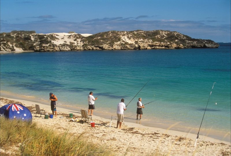 Jurien Bay Interpretive Snorkel Trail, Western Australia