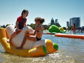 Just 4 Fun Aqua Park, Mandurah, Western Australia