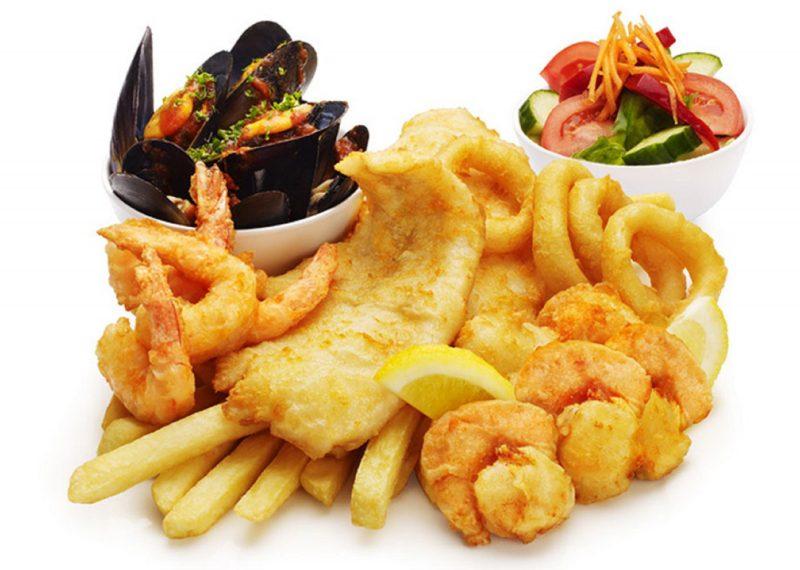 Kailis' Fish Market Cafe, Fremantle, Western Australia
