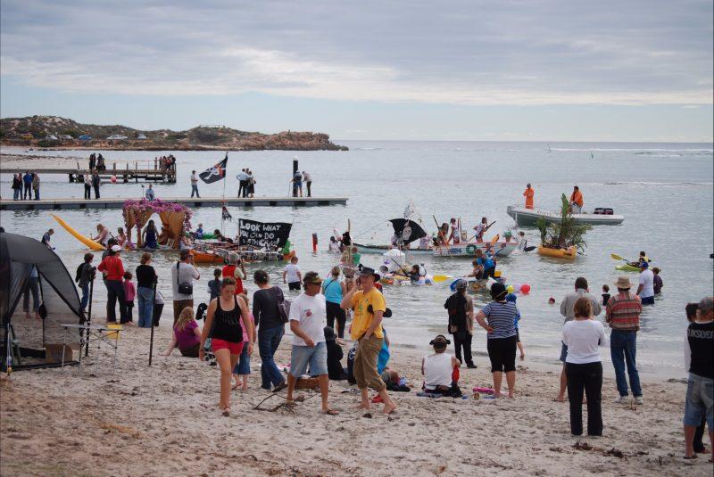 Kalbarri Canoe and Cray Carnival, Kalbarri, Western Australia