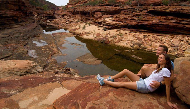 Kalbarri National Park, Kalbarri, Western Australia