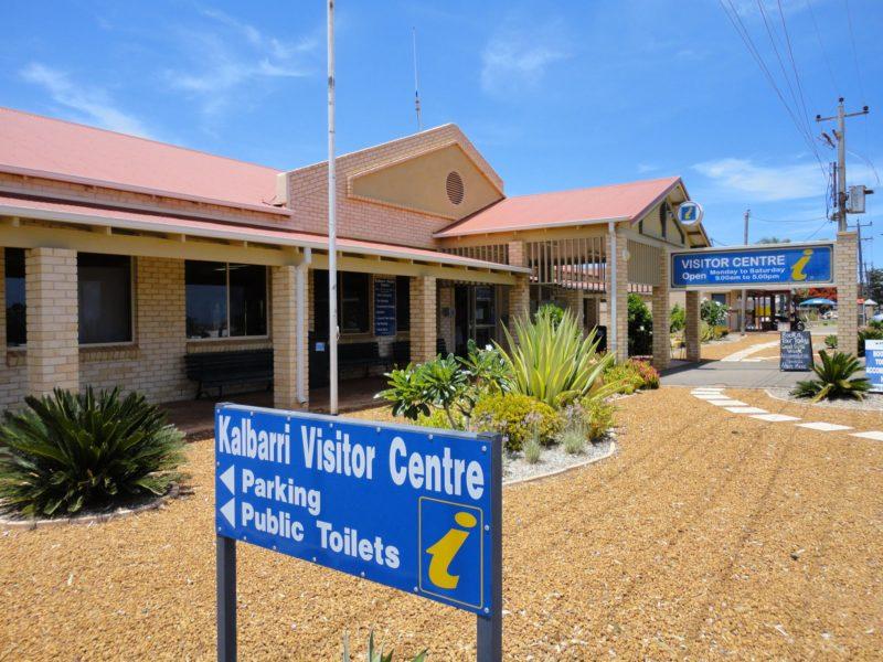 Kalbarri Visitor Centre, Kalbarri, Western Australia