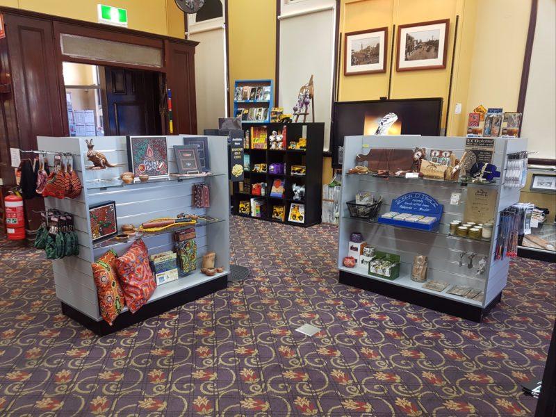 Kalgoorlie Boulder Visitor Centre, Kalgoorlie, Western Australia