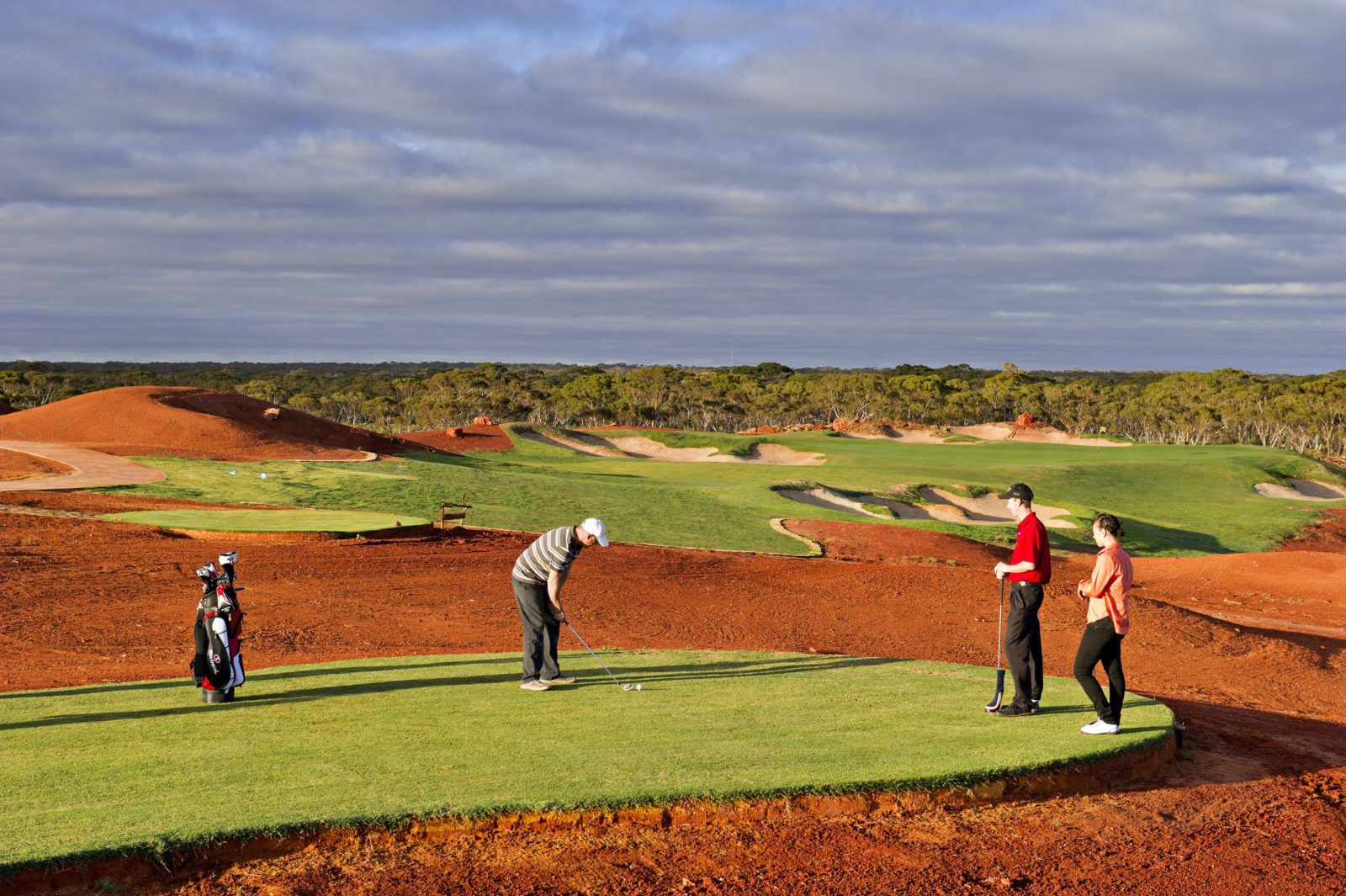 Kalgoorlie Golf Course, Kalgoorlie, Western Australia