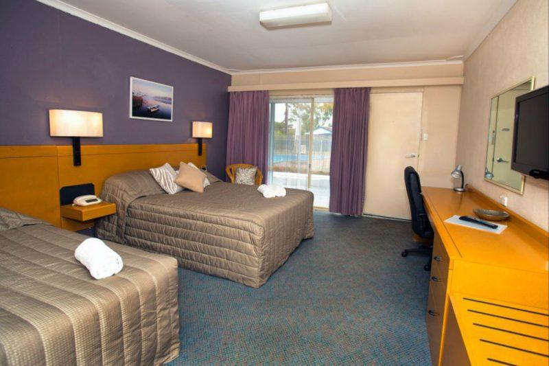 Kalgoorlie Overland Motel, Kalgoorlie, Western Australia
