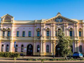 Kalgoorlie Town Hall, Kalgoorlie, Western Australia