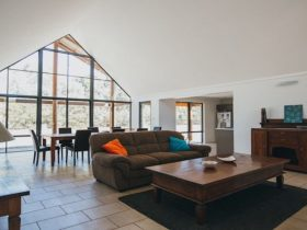 Kangaroo Retreat Holiday House, Margaret River, Western Australia