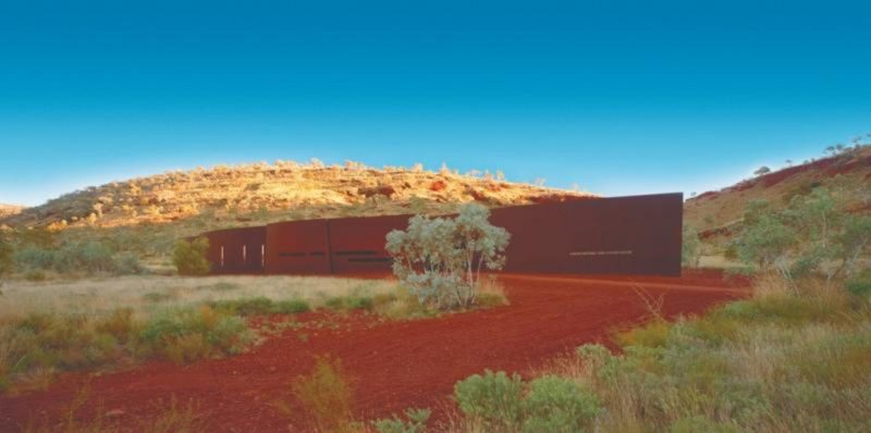 Karijini Visitor Centre, Tom Price, Western Australia