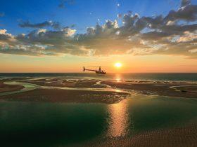 KAS Helicopters, Derby, Western Australia