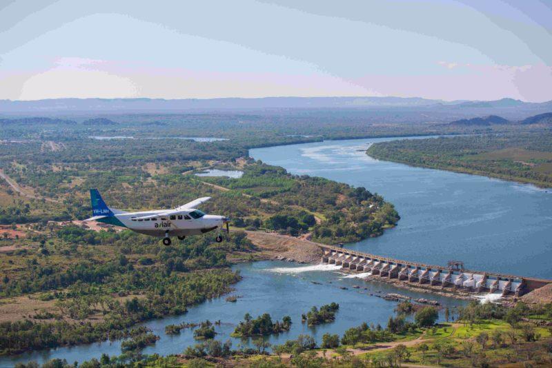Kimberley Aerial Highway, Kununurra, Western Australia
