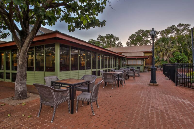 Kimberley Hotel, Halls Creek, Western Australia