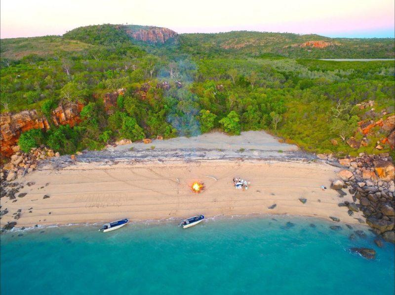 Kimberley Pearl Charters, Western Australia