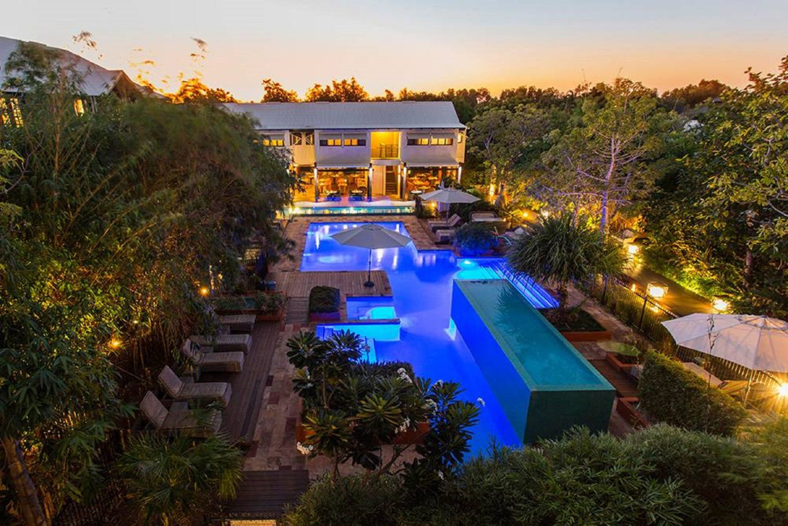 Kimberley Sands Resort and Spa, Broome, Western Australia